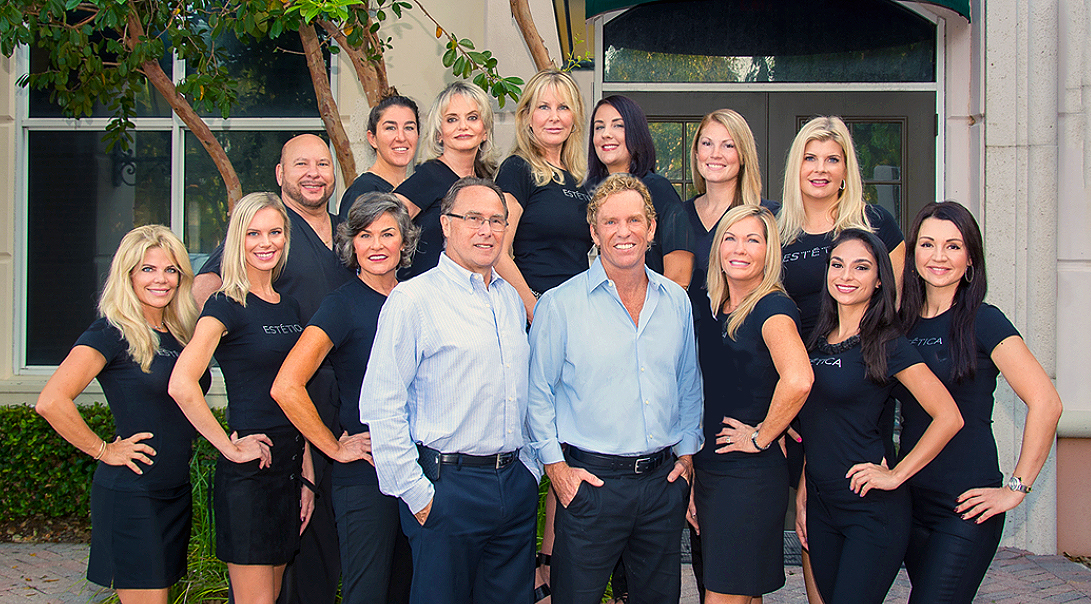The Staff at Estetigraft